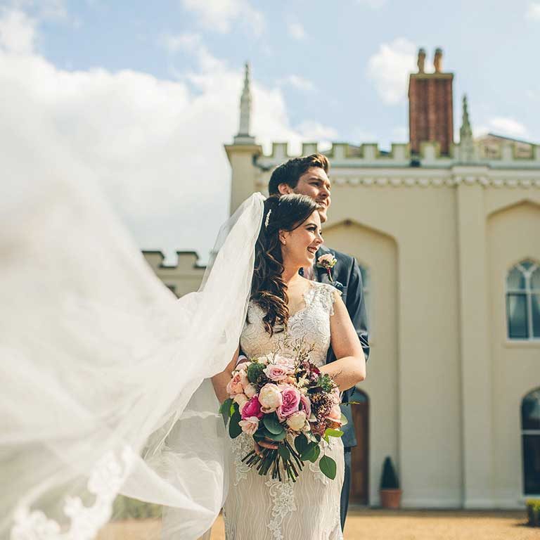Celebrate your special wedding day at one of the finest wedding venues in Shropshire