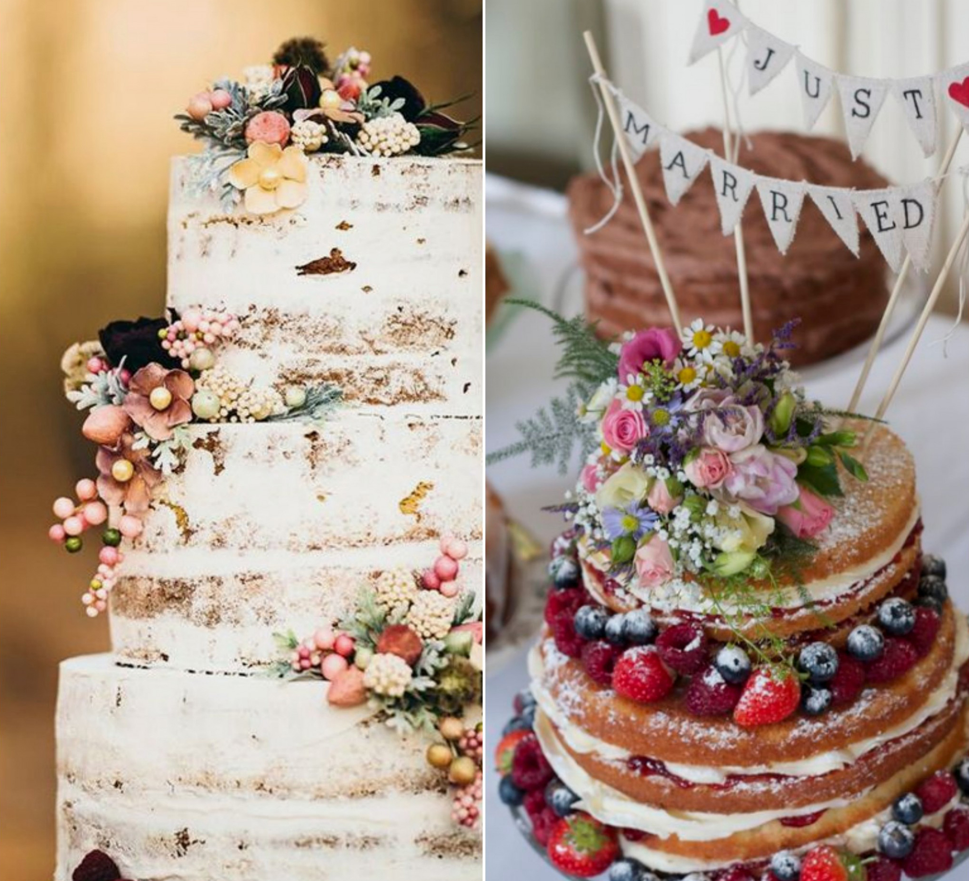 Alternative Wedding Cakes That Will Wow Your Guests