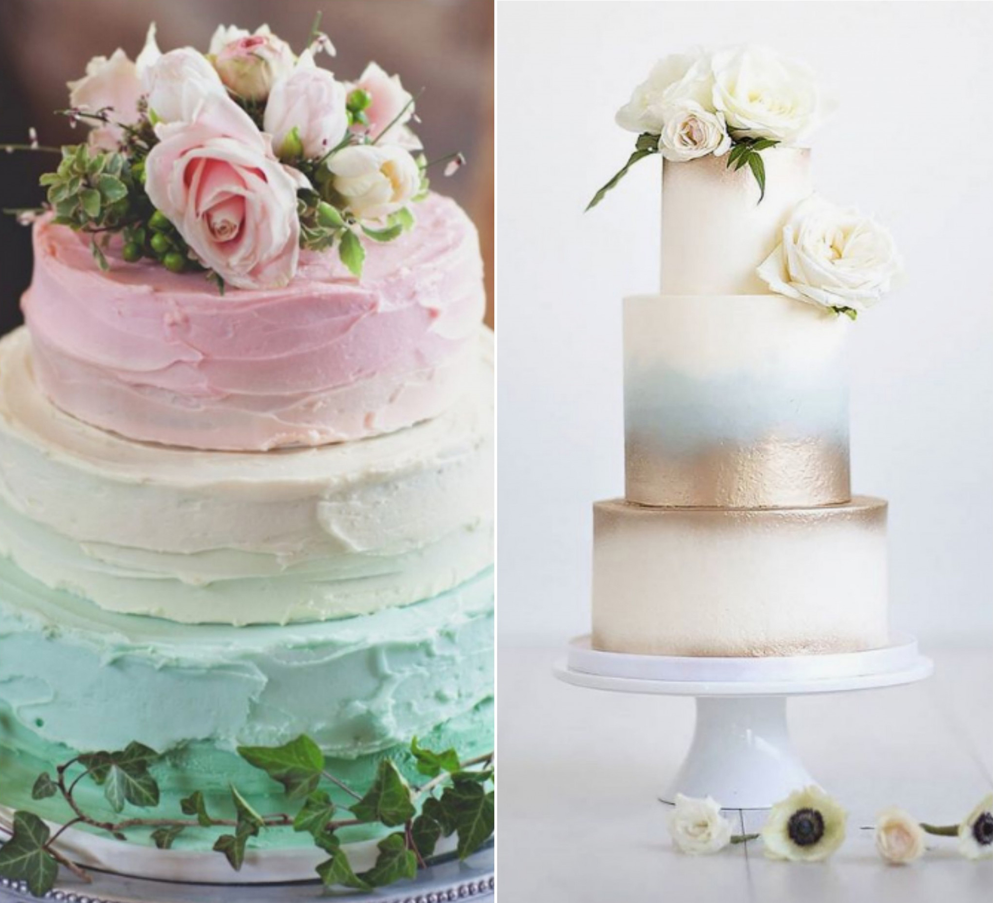 Alternative Wedding Cakes That Will Wow Your Guests – Combermere Abbey