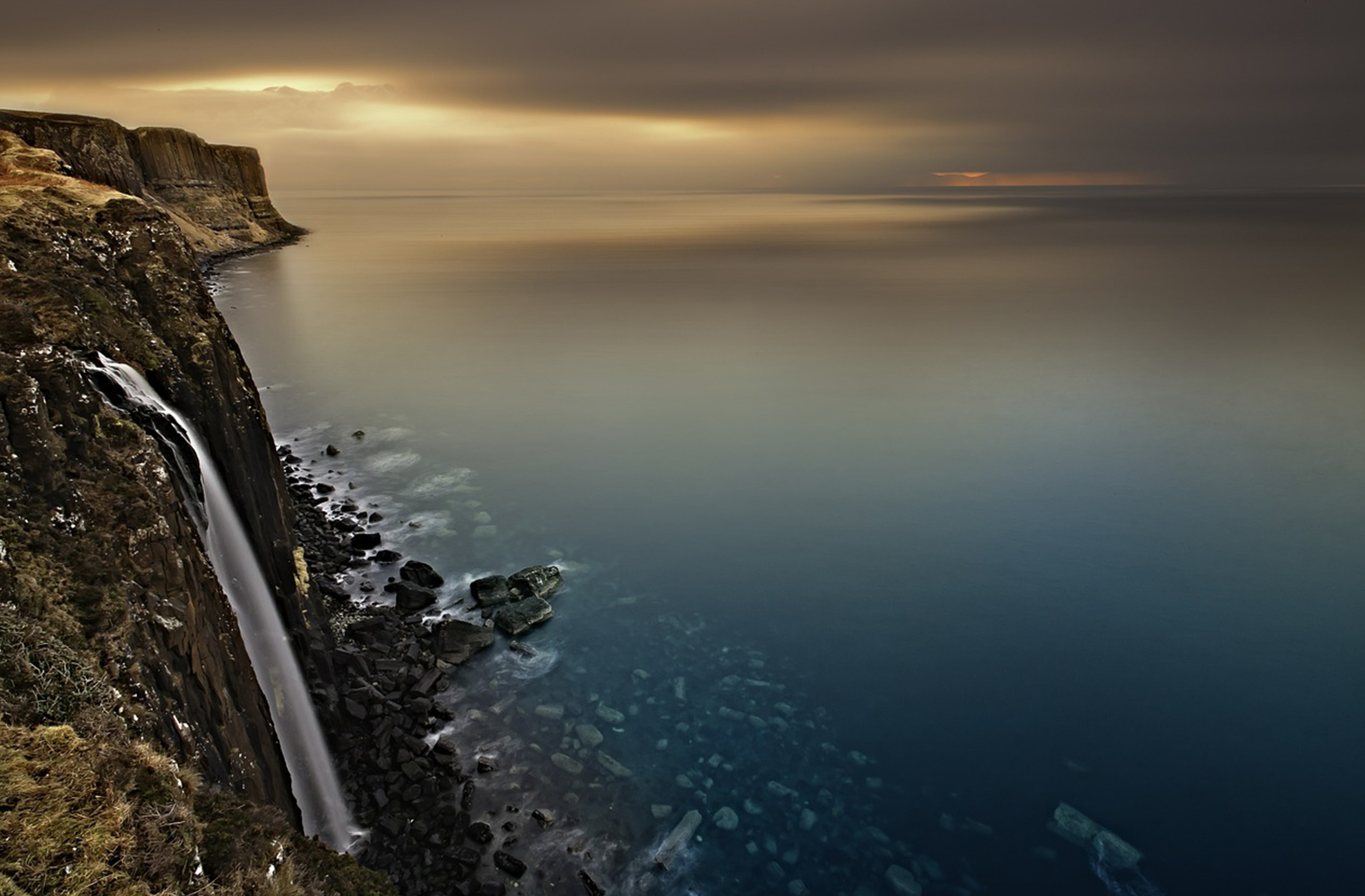 Isle of Skye in Scotland would make an amazing mini-moon location