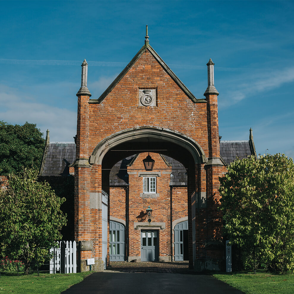 Combermere Abbey has been the location choice for several feature films