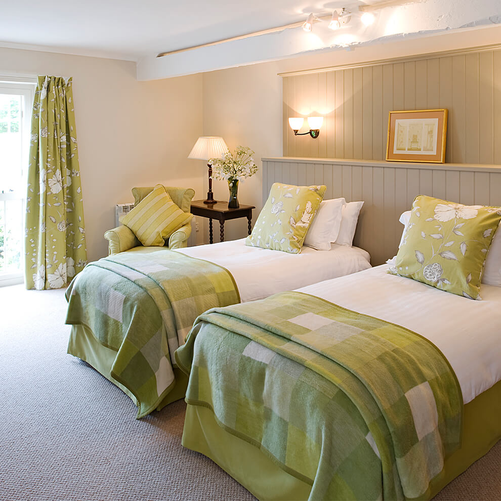 Visit Combermere Abbey an stay in one of the ten beautifully designed holiday cottages in Shropshire
