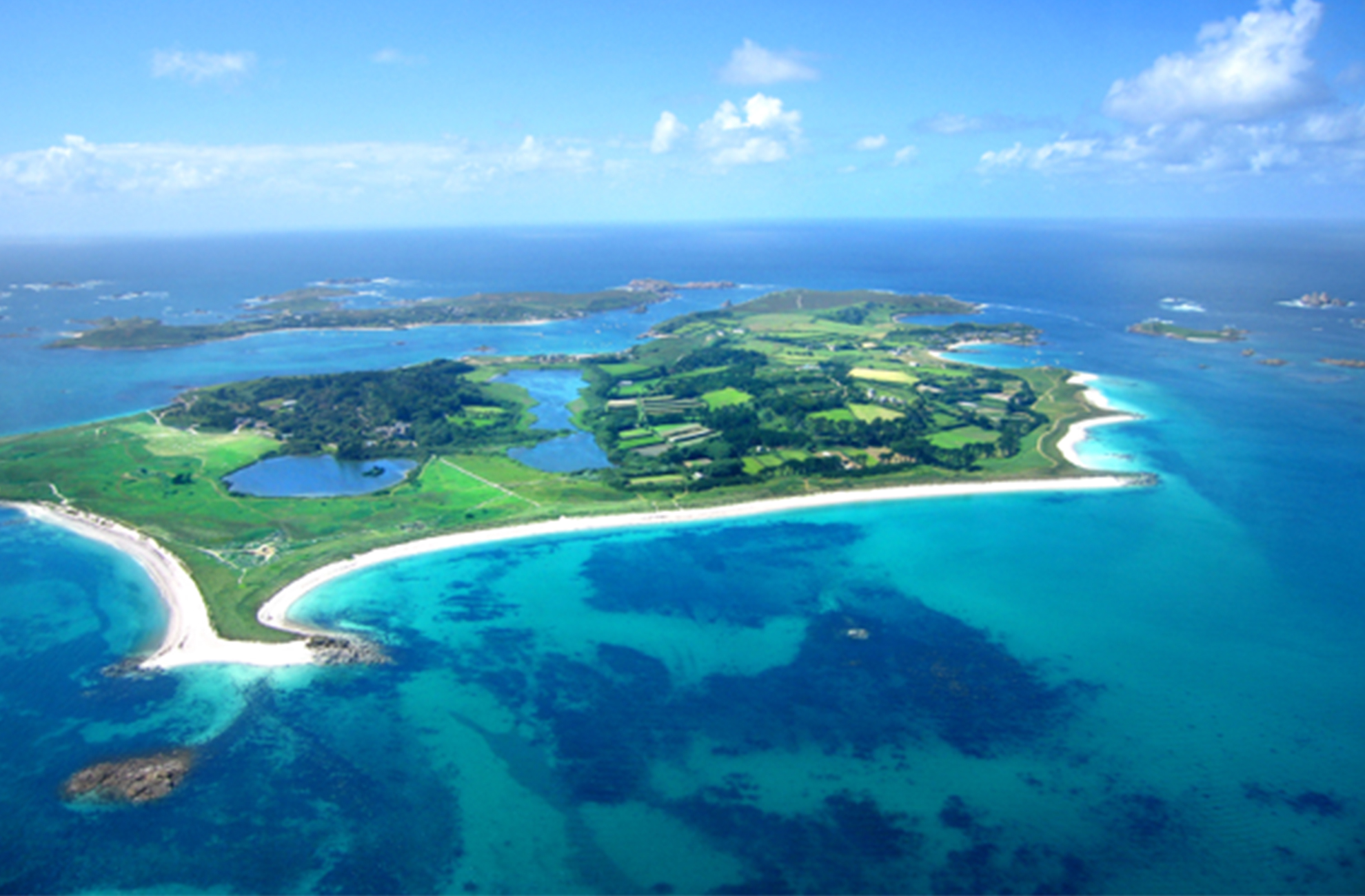 Isles of Scilly would make a great honeymoon location