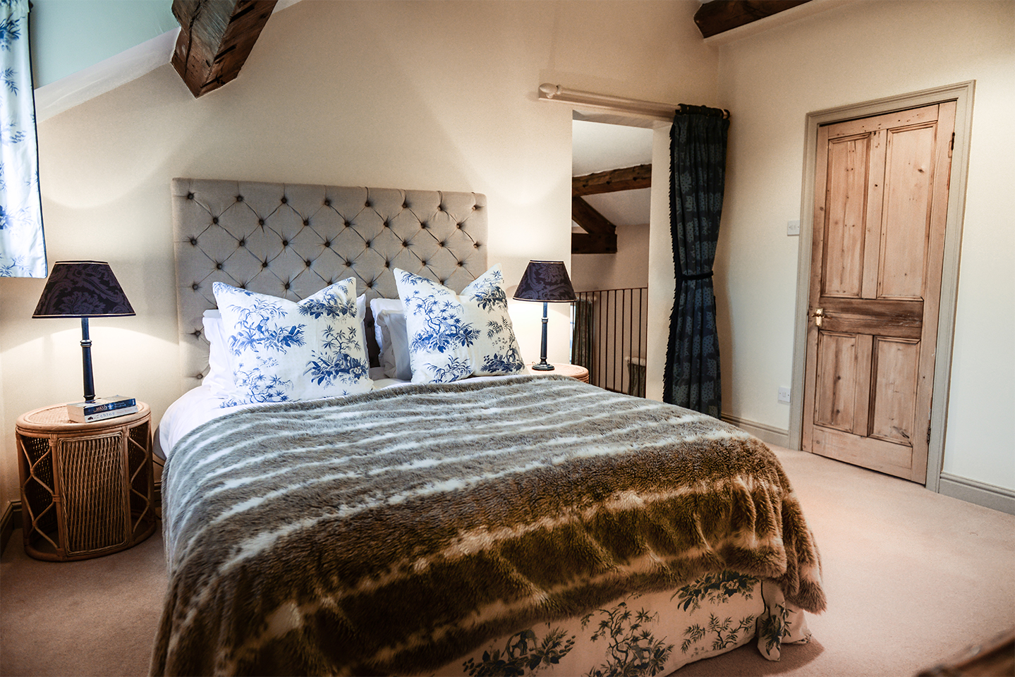 Stapleton Cottage offers contemporary luxury holiday accommodation at Combermere Abbey in Cheshire