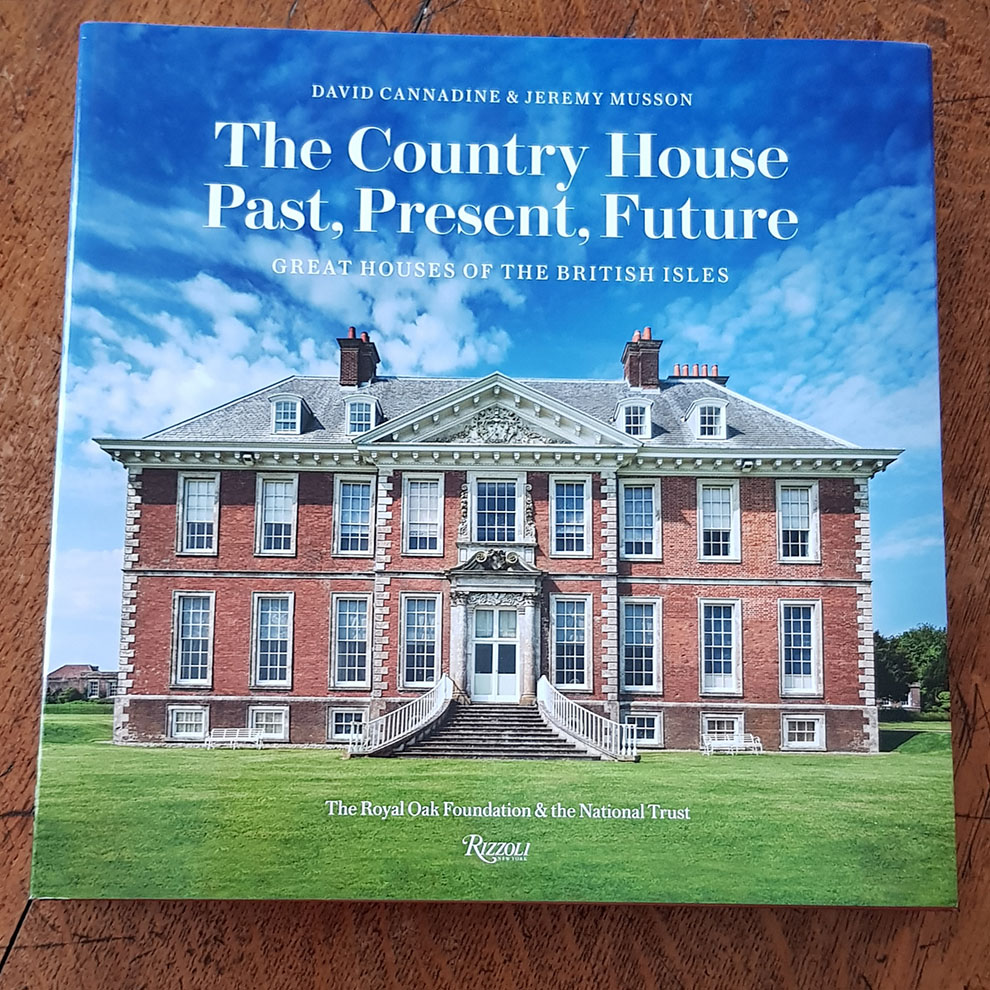 : Owner of Combermere Abbey became a published author when she wrote a chapter on the restoration of the Abbey for a prestigious book
