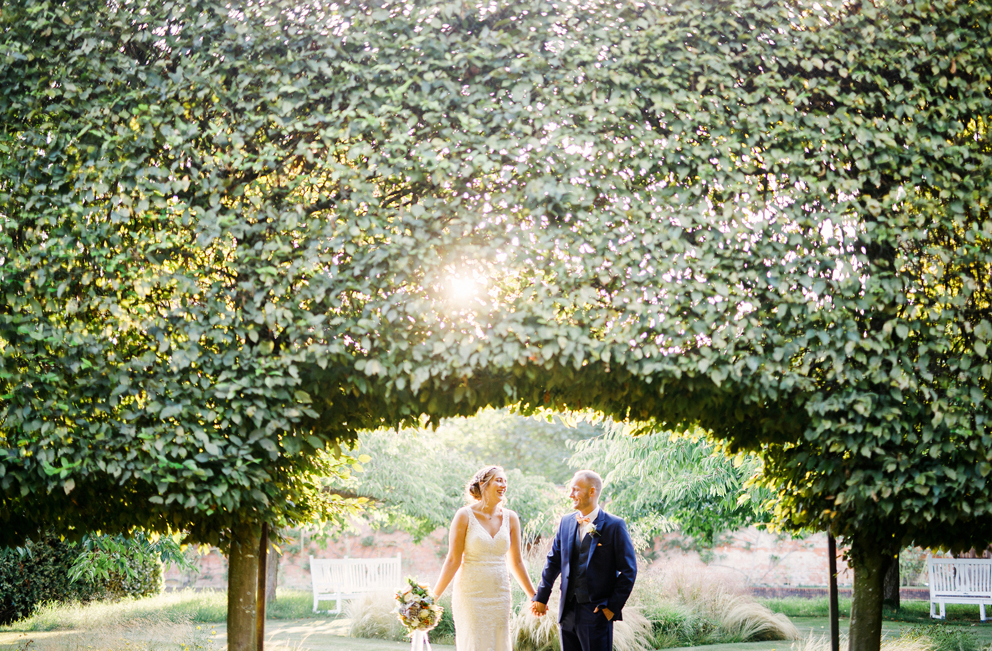 Summer Weddings - Make The Most Of The Gardens at Combermere Abbey