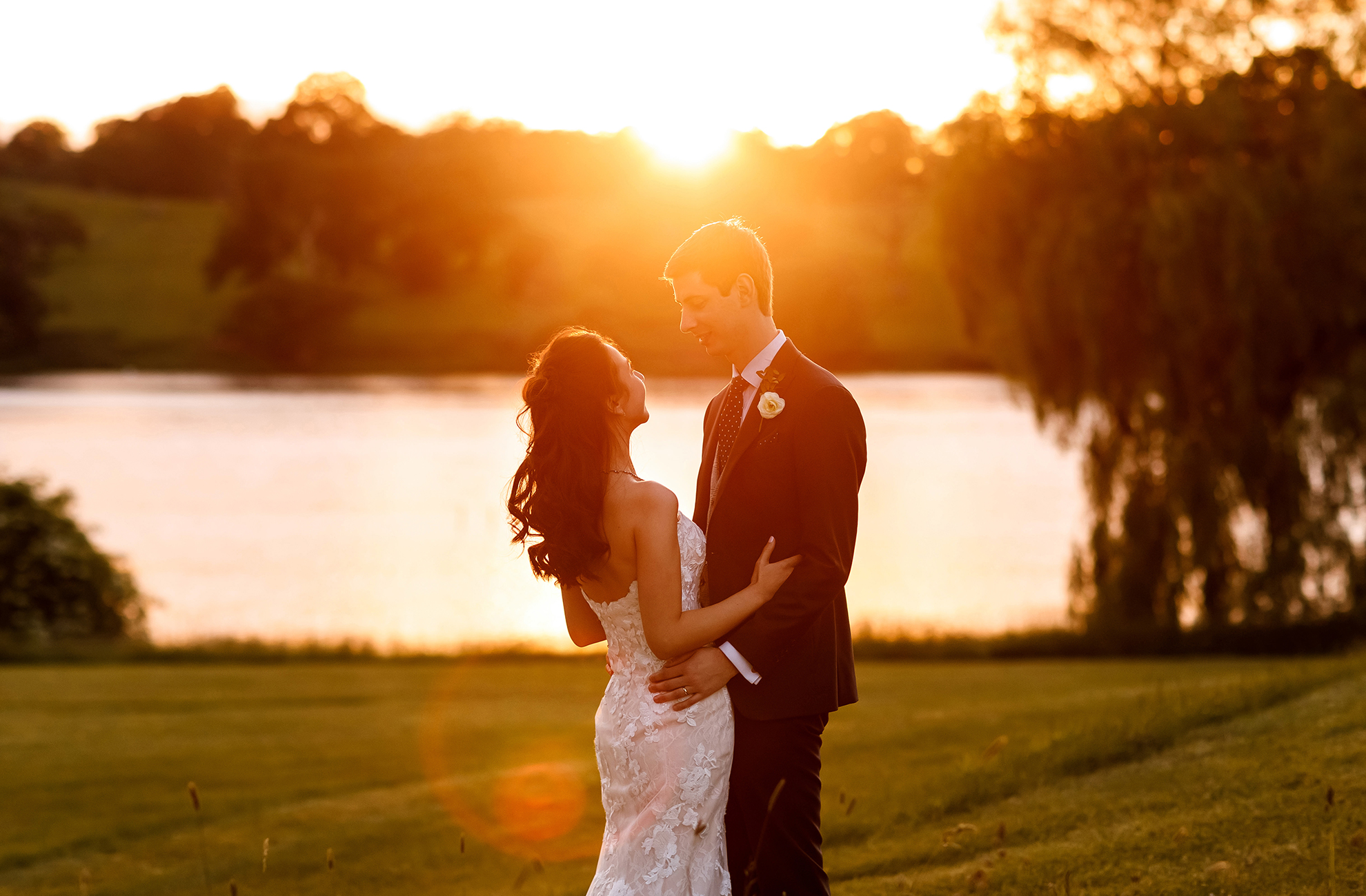 Timeless Cheshire Wedding: Amy and James | Combermere Abbey