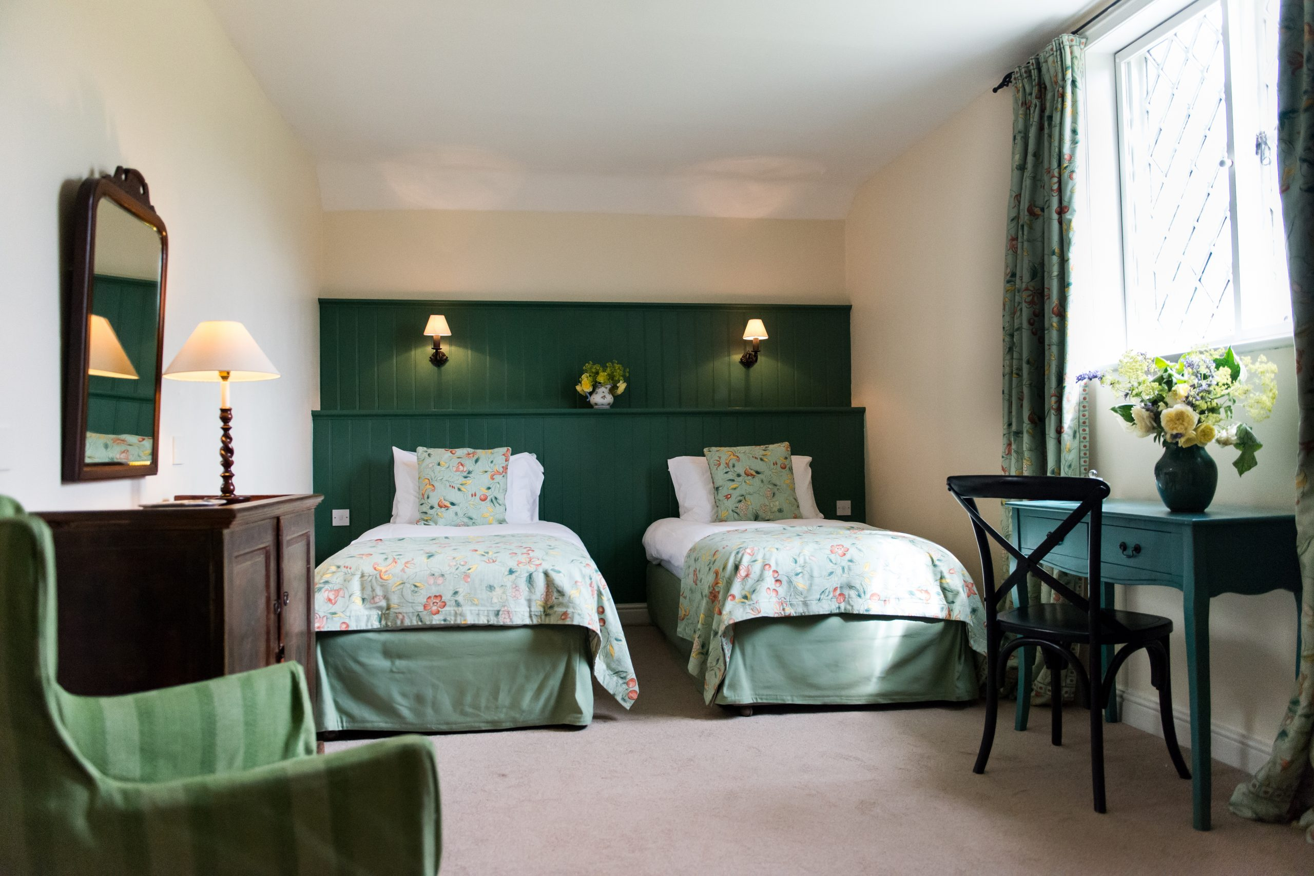 Self-catering holiday cottages in Cheshire, UK