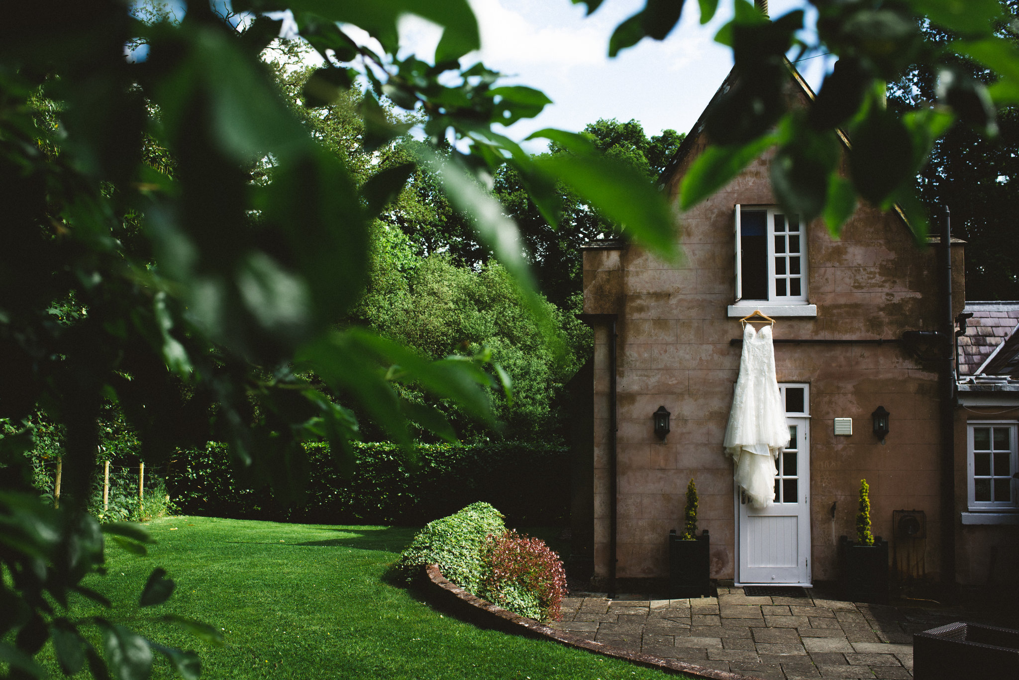 Wedding venue with accommodation in Cheshire